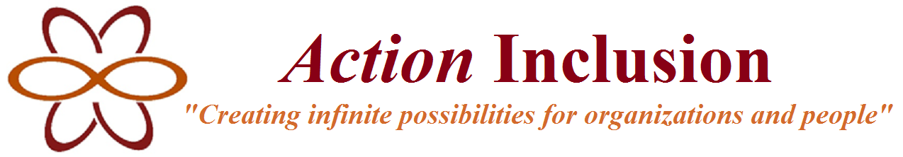 Action Inclusion logo